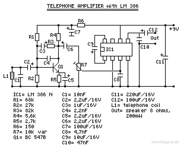 spocks elektronik labor haus und wohnung telefon. Black Bedroom Furniture Sets. Home Design Ideas